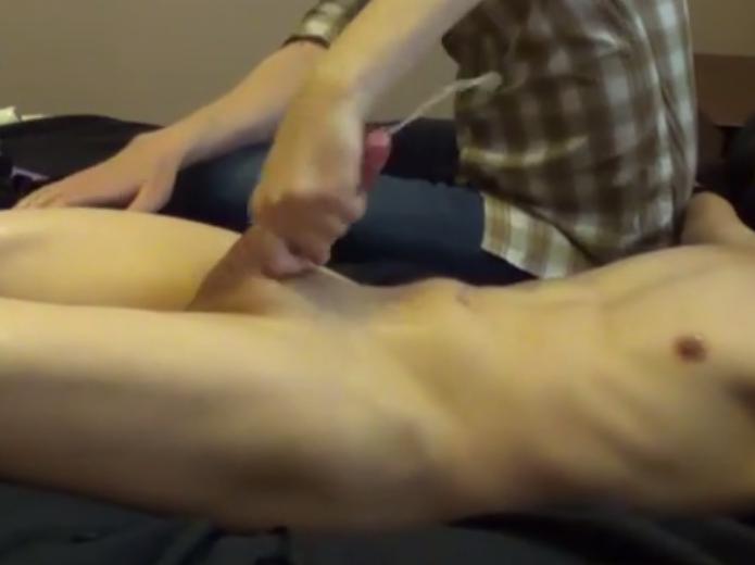 Orgazmusig visz a masszőr