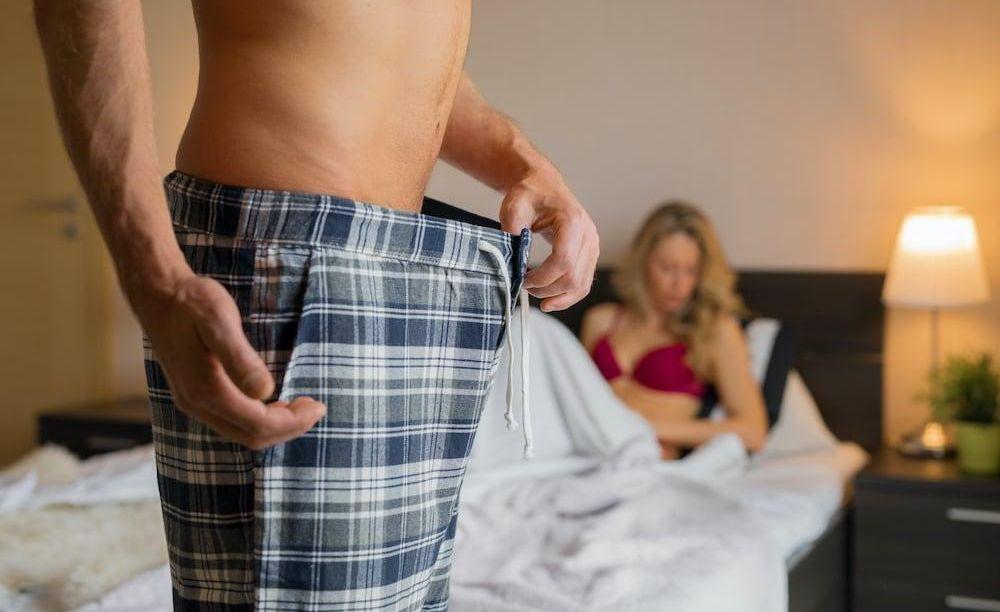 miért rosszabb az erekció merevedési meditáció