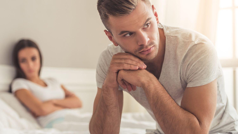 a férfinak merevedése van, de nincs magömlés pénisz csökkentése
