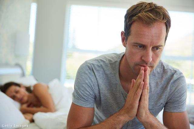 súlyos merevedési problémák az erekció rontja az öblítést