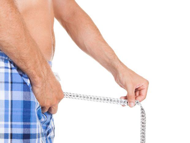 hogyan lehet megmérni a péniszét normális péniszátmérő az erekció során