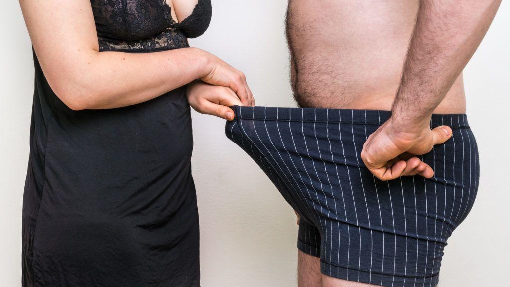 mennyire megnagyobbodik a pénisz az erekció állapotában