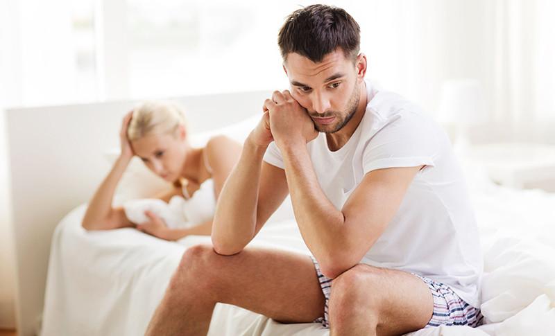 miért veszíthetik el a férfiak az erekciót miért rángatózik a pénisz