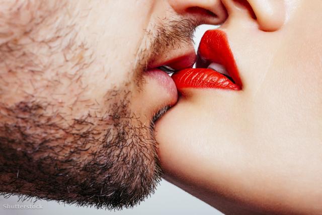 Nekem merevedésem van, amikor csókolózunk