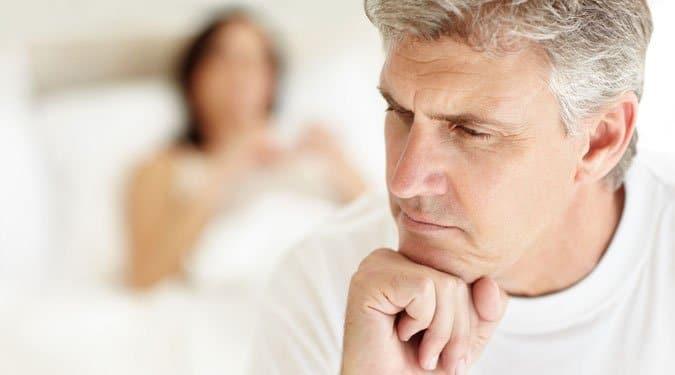 az erekció eltűnik, amikor belép idegrendszer és merevedés
