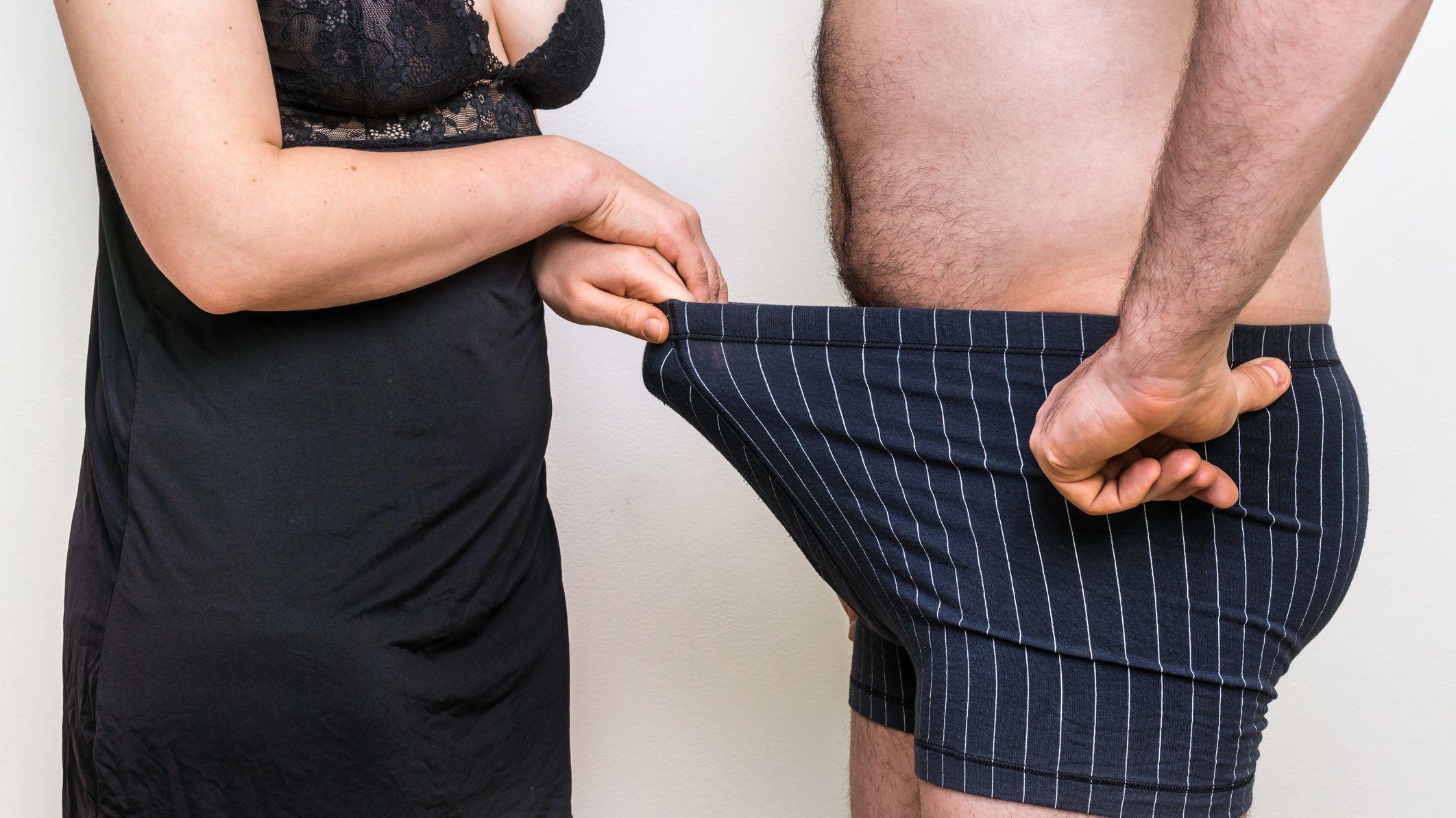 pénisz mérete közepes mit jelent a reggeli erekció hiánya